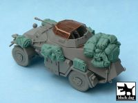 T48028 1/48 Sd.Kfz. 222 accessories set