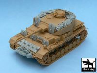 T48029 1/48 Pz.Kpfw. IV Ausf J accessories set
