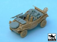 T48031 1/48 Schwimmwagen accessories set