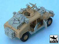 T48034 1/48 HUMVEE Iraq war accessories set