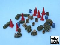 T48037 1/48 US modern equipment 3 accessories set