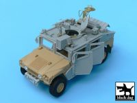 T48058 1/48 IDF Uparmored Humvee conversion set Blackdog