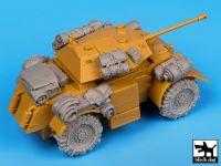 T48060 1/48 British Staghound Mk III accessories set Blackdog