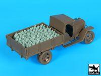 T48067 1/48 Russian 1.5 ton cargo truck accessories set Blackdog