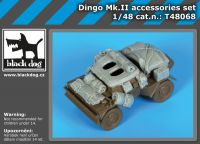 T48068 1/48 Dingo MK II accessories set
