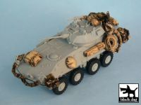 T72001 1/72 LAV 25 Iraq War Blackdog