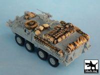 T72002 1/72 M1126 STRYKER Iraq War Blackdog
