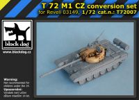 T72007 1/72 T72 M1 CZ Blackdog
