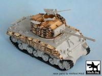 T72008 1/72 M4A3 sandbags