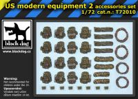 T72010 1/72 US modern equipment 2