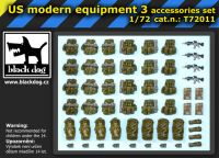 T72011 1/72 US modern equipment 3
